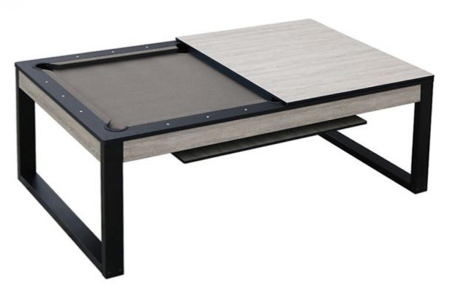 Бильярдный стол для пула «Pride» 7 ф (беленый дуб)