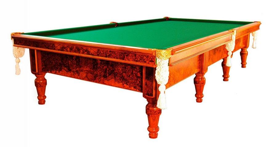 Бильярдный стол Петр Великий