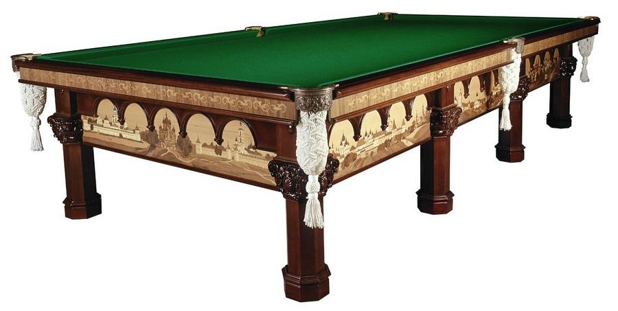 Бильярдный стол Золотое кольцо