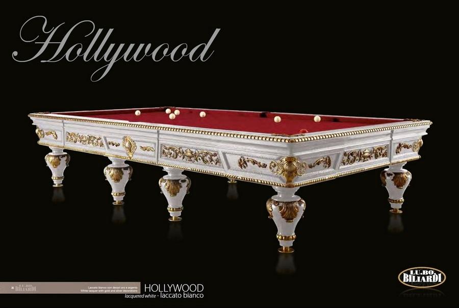 Бильярдный стол HOLLIWOOD