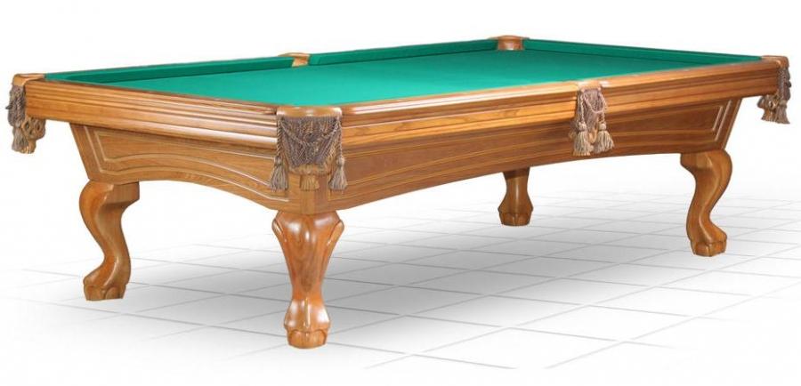 Бильярдный стол для пула «Hilton» 8 ф (ясень)