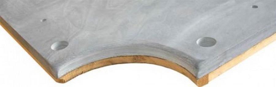 """Плита """"Standard-Quality"""" 10 ф (25 мм, 5-pc)"""