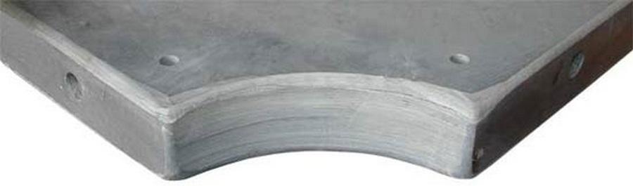 """Плита """"Standard-Quality"""" 12 ф (45 мм, 5-pc)"""