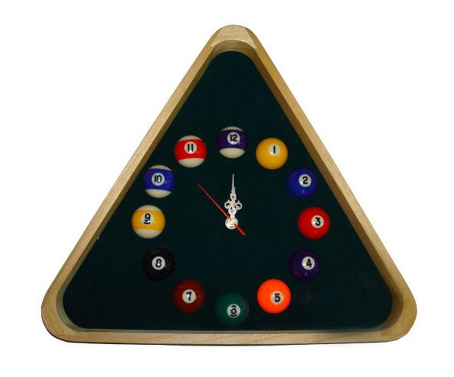Часы настенные 'Треугольник-ПУЛ'