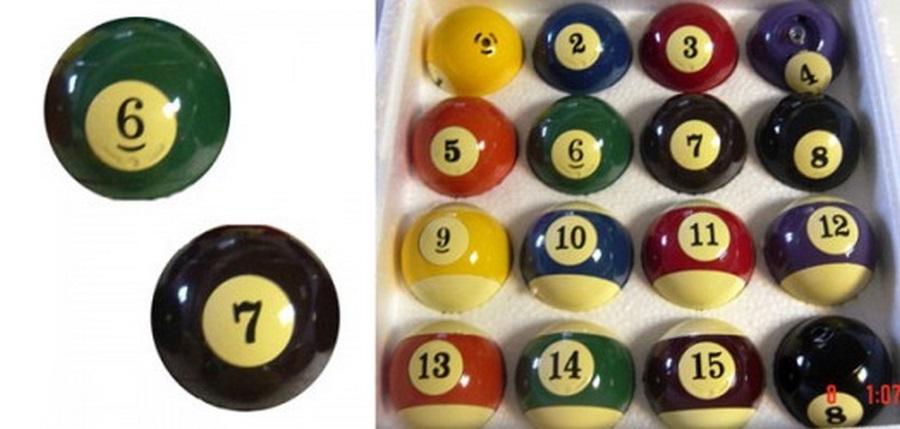 "Зажигалка ""Billiard Ball"""